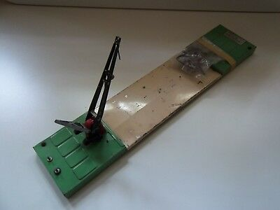 Lionel prewar #47 O gauge double automatic crossing gate