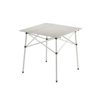 """Coleman Camping 2000009901 Table Compact Outdoor 27.5"""" x 27.5"""""""