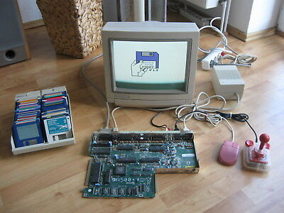 Commodore Amiga 500 PLUS Platine / Motherboard / Hauptplatine Rev. 8A.1 Nr.2