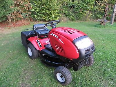 MTD  Lawnflite 603   30 inch cut ride on lawn mower/garden tractor collector