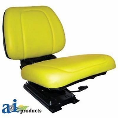 John Deere Yellow Seat Assembly for Models 5400, 5300, 5200