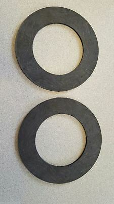 """Two (2) Replacement Friction Disc/Clutch 140mm (5.511"""") OD"""