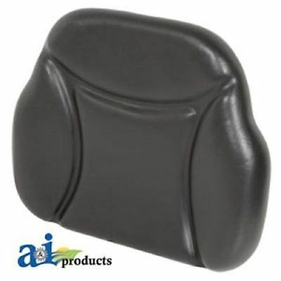 Universal Big Boy Seat Replacement Back Cushion For Tractors, Black