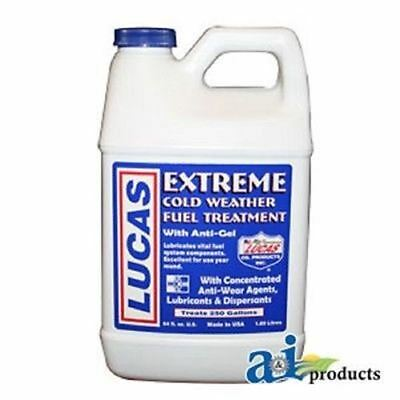 Universal Lucas Extreme Cold Weather Fuel Treatment (case of 6 x 1/2 gallon)