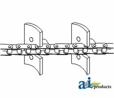 Gleaner Combine Clean Grain Elevator Chain for Models A65, A76, C62, R42, R72