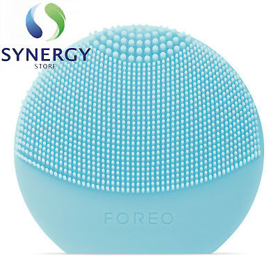 FOREO LUNA Play Plus, Portable Facial Cleansing Brush, Mint, Replaceable...