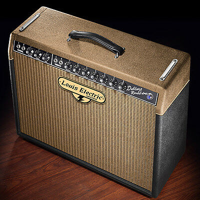 Louis Electric Deltone Reverb Combo