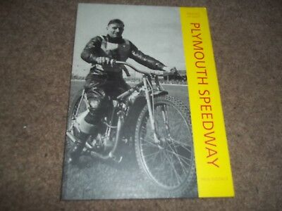 Images Of Sport Plymouth Speedway Paul Eustace Tempus Publishing 2006