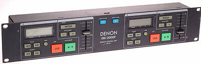 Denon DN-2000F Remote Control Unit RC-35 (RC35) f/CD Players Good shape Working