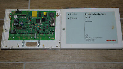 Honeywell Novar Auswerteeinheit IK-3 23310.17