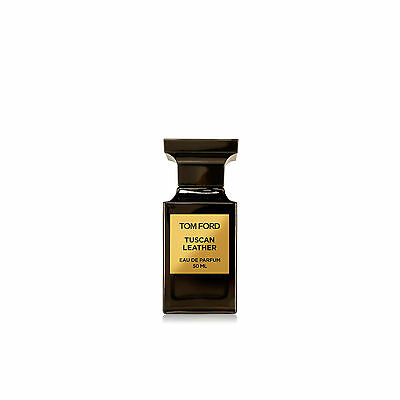 Tom Ford Tuscan Leather EDP 1.7 fl. oz. genuine without box