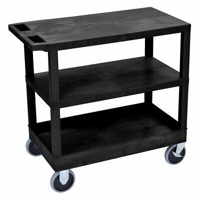 Luxor EC221HD-B 18 x 32 in. Cart
