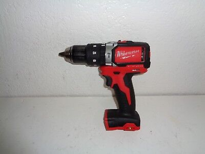 Milwaukee M18 18-Volt 1/2 in. Cordless Compact Brushless Hammer Drill/Driver