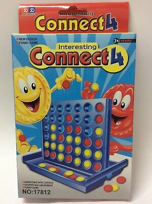 Connect 4 interesting board game