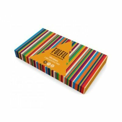 Fulfil Protein bar selection box 6 bars 60g