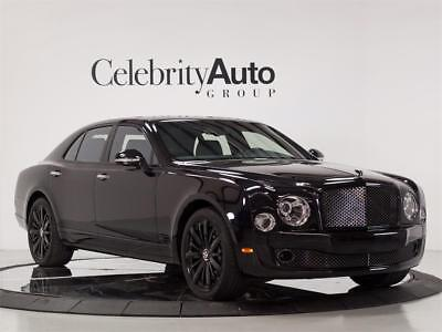 2016 Bentley Mulsanne Speed $513K MSRP 2016 BENTLEY MULSANNE SPEED $513K MSRP