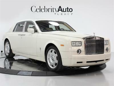 2006 Rolls-Royce Phantom  2006 ROLLS ROYCE PHANTOM