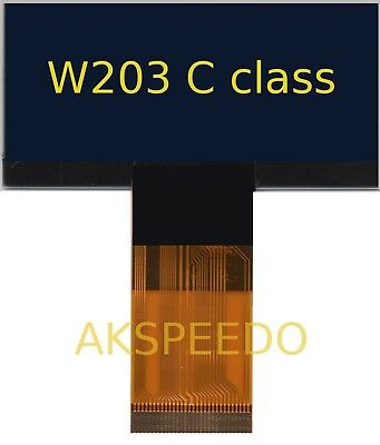 Mercedes C Class W203 LCD Display Screen Pixel Repair