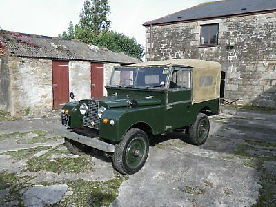 Landrover Series 1 Classic Vintage 4X4