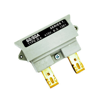 Henley Series 7 Cut Out Fuse 60/80 AMPS