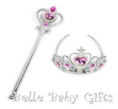 BRAND NEW 25 sets of Tiaras and Wands