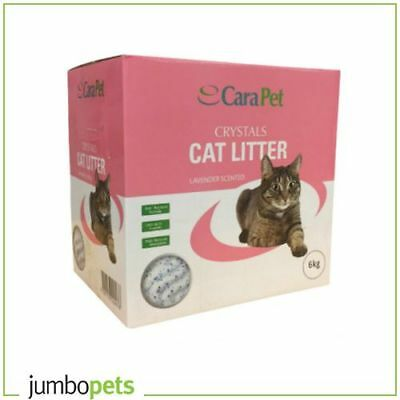 Cara Pet Lavender Cat Litter Crystals
