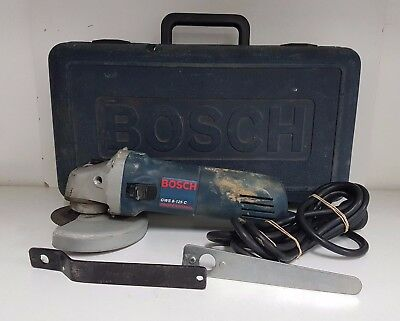 Bosch Professional 850W 125Mm Corded Electric Angle Grinder Gws 8-125 C