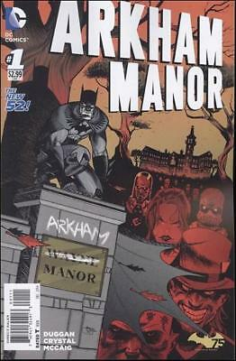 Arkham Manor (2014)  #1 to 6 Complete   NM- to NM/M