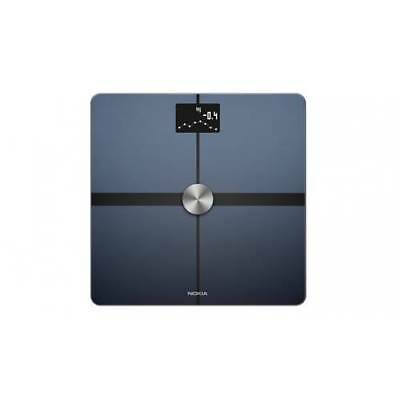 Nokia Body + Scales Body Composition WiFi Scales (Black and White)