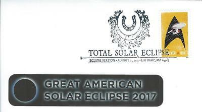 2017 Great American Total Solar Eclipse Lathrop MO