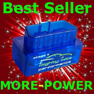 Mighty Mite StageII Gas Chip for 2016 Jeep Cherokee Trailhawk Sport Utility 3.2L