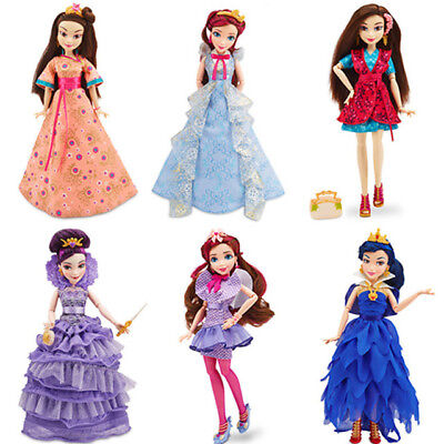 Original Descendants of the girl Figure doll multi joint movable doll Prince Mul