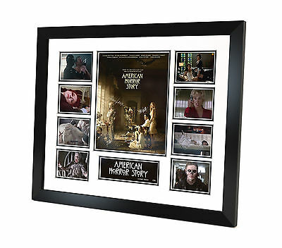 American Horror Story - Signed Photo - Memorabilia - Framed - Limited Edition -B