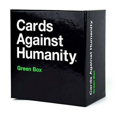 NEW - Cards Against Humanity Green Box Expansion