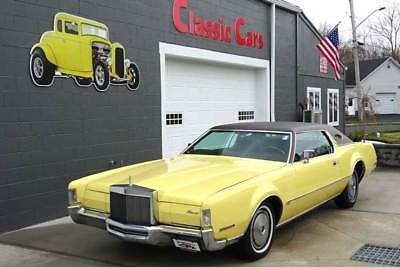 1972 Lincoln Continental Mark IV 1972 Lincoln Continental Mark IV Cartier Low Miles Low Reserve Nice Car