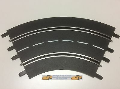Used 1:24 Carrera Evolution 20571 Radius 1/60º Curve Track Piece. GC