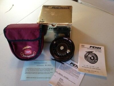 Penn International Fly Fishing Reel 4