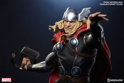 Sideshow Collectibles Thor Modern Age Premium Format Statue (New)