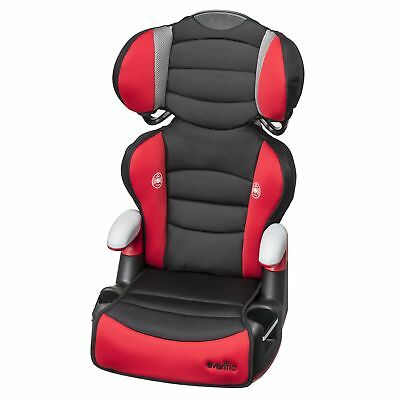 Red Baby Car Seat Adjustable Infant Toddler Safety Booster Chair Kids Safe