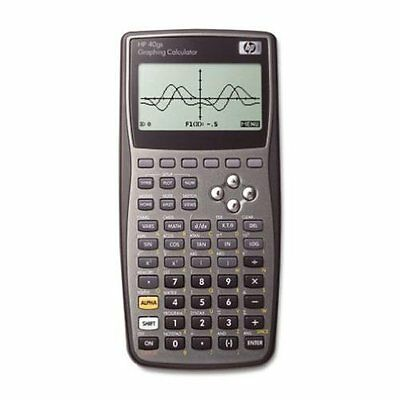 HP 40gs Graphing Calculator   New Sealed Pack