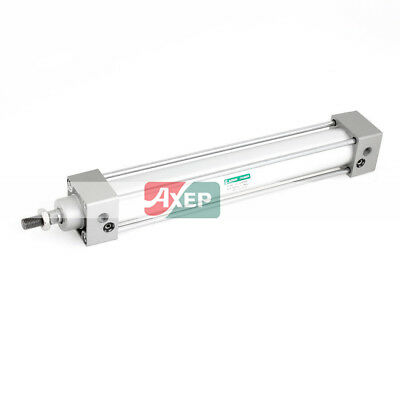 SC32x200 Double Acting Aluminum Alloy Pneumatic Air Cylinder 32 mm x 200 mm 1MPa
