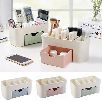 Home Storage Container Cosmetic Holder Jewellery Makeup Case Storage Organizer