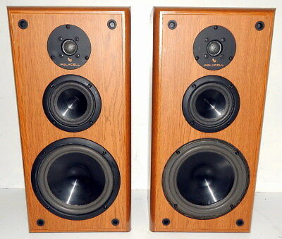 infinity qa speakers. infinity reference three vintage speakers refoamed qa