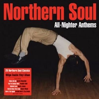Northern Soul - All Nighter Anthems - Various Artists - 2 x Vinyl LP