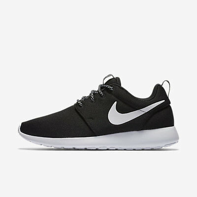 Nike Women's Black Roshe One Casual Shoes Size 6 New Box