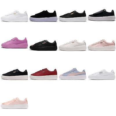 64f099bec36d6c Puma Basket Platform Strap   VR   Reset   Core Wns Women Shoes Sneakers  Pick 1