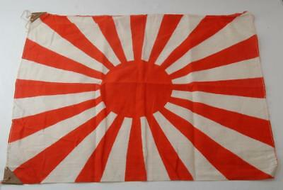 Excellent!! Japanese WW2 Army/Navy Rising Sun Cloth #a6021