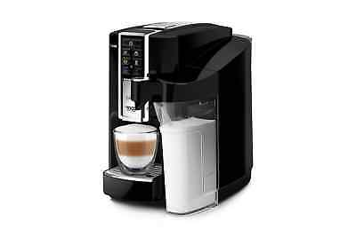 MAP Caffitaly Bravista Latte Coffee Capsule Machine Black or White