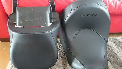 Harley Davidson V Rod Rider&pass Seat Fits To 2009