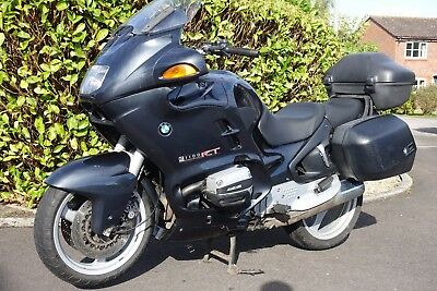 BMW R1100RT R 1100 RT Lovely genuine bike, massive history, 2 owners since new!